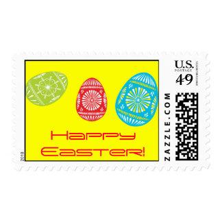 Franqueo de encargo feliz de Pascua 3Eggs los E