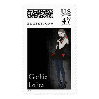 Franqueo de Gothloli Sellos Postales