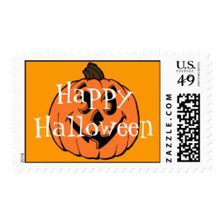 Franqueo de Halloween Sellos Postales