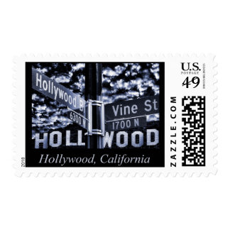 Franqueo de Hollywood Sellos