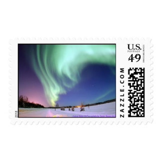 Franqueo de la aurora boreal