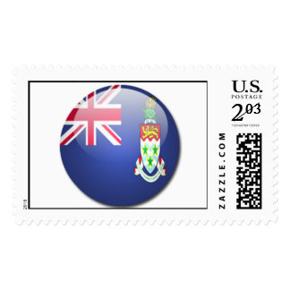 franqueo de la bandera de las Islas Caimán