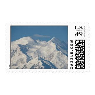 Franqueo de la gama de Alaska Timbres Postales