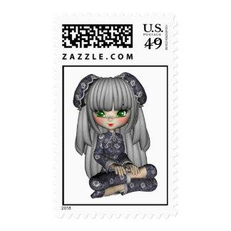 Franqueo de la muñeca de Kawaii China