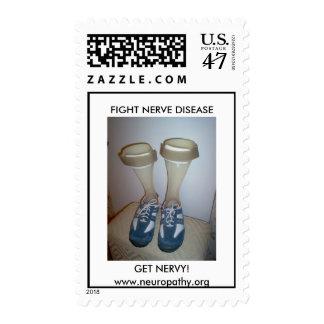 Franqueo de la neuropatía - modificado para estampillas