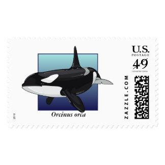 Franqueo de la orca