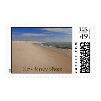 Franqueo de la orilla de NJ