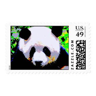 Franqueo de la panda