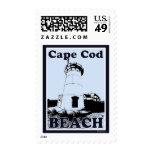 Franqueo de la playa de Cape Cod