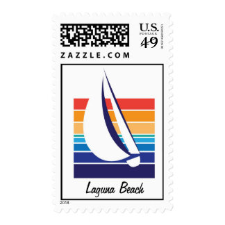 Franqueo de la playa de Square_Laguna del color de