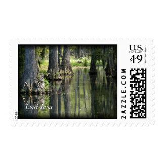 Franqueo de la región pantanosa sellos