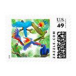 Franqueo de la selva del Macaw