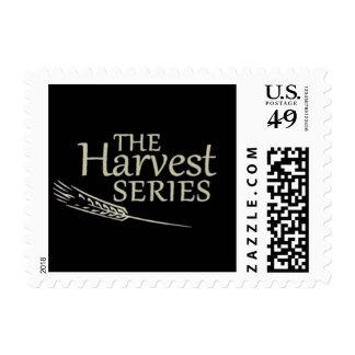 Franqueo de la serie de la cosecha timbres postales
