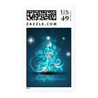Franqueo de las Felices Navidad 49