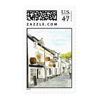 """Franqueo de las """"nadas y de las cruces"""" sellos postales"""