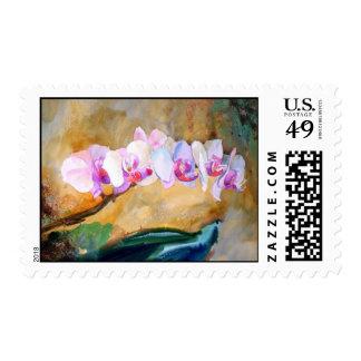 Franqueo de las orquídeas