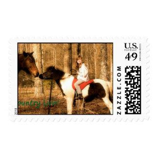 Franqueo de Livin del país Timbres Postales