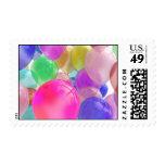 Franqueo de los globos