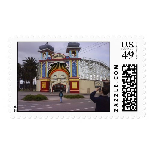 Franqueo de Luna Park