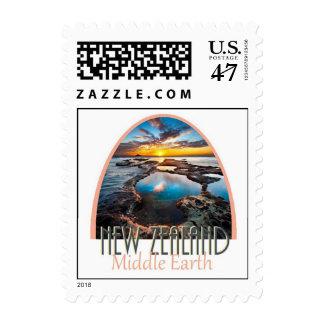 Franqueo de NUEVA ZELANDA Estampillas