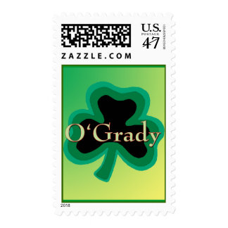 Franqueo de O'Grady los E.E.U.U. Estampilla