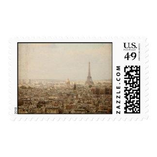 Franqueo de París