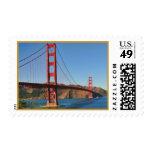 Franqueo de puente Golden Gate