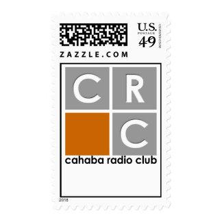 Franqueo de radio del club de Cahaba