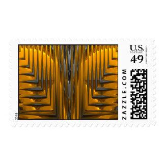 Franqueo de RMA 5 Timbres Postales