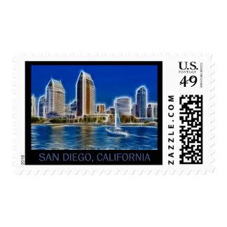 Franqueo de San Diego, California