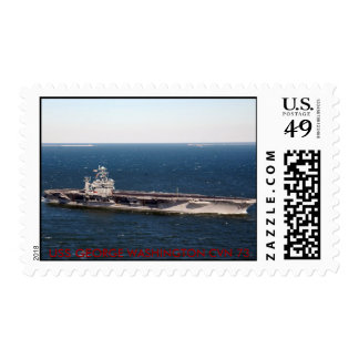 FRANQUEO DE USS GEORGE WASHINGTON