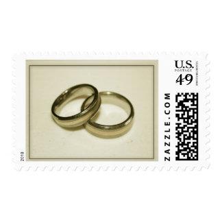 Franqueo del anillo de bodas