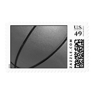 Franqueo del baloncesto timbres postales