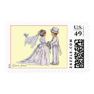 Franqueo del boda - SRF