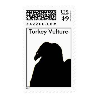 Franqueo del buitre de Turquía