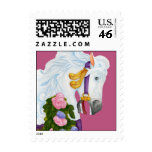 Franqueo del caballo del carrusel de Najira