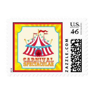 Franqueo del carnaval