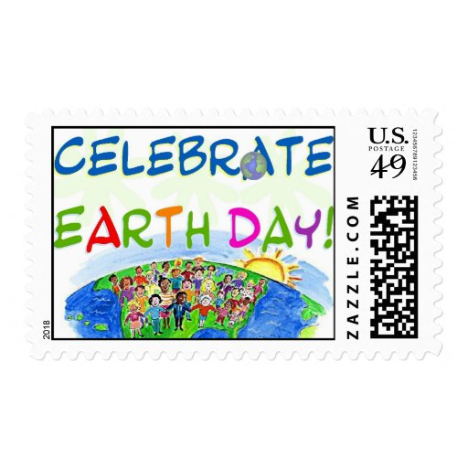 Franqueo del Día de la Tierra