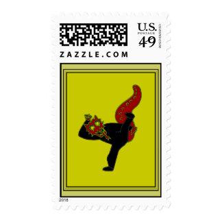 Franqueo del dragón del Taekwondo