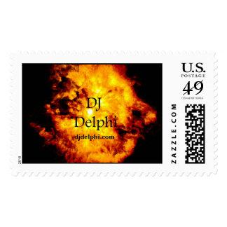 Franqueo del funcionario de DJ Delphi DelFire
