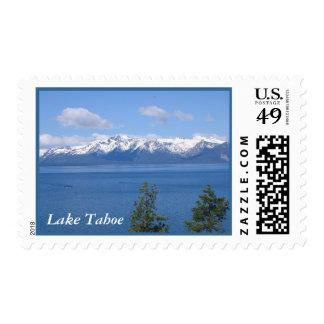 Franqueo del lago Tahoe Sellos