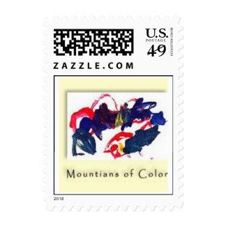 franqueo del mountians-de-color