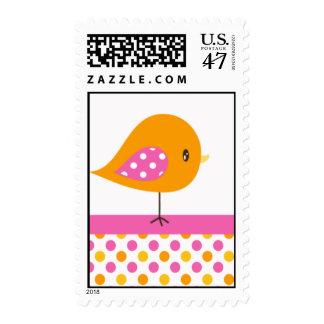Franqueo del personalizado del chirrido del dulzor timbres postales