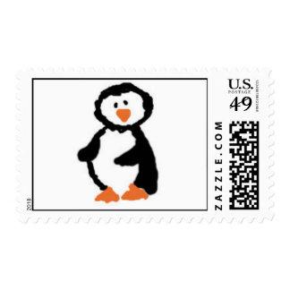 Franqueo del pingüino