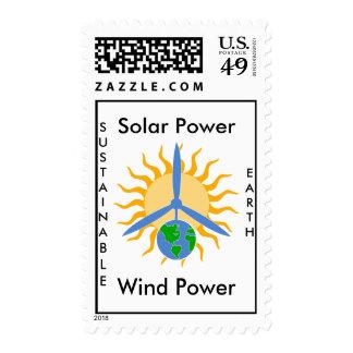 Franqueo del poder de Solar&Wind
