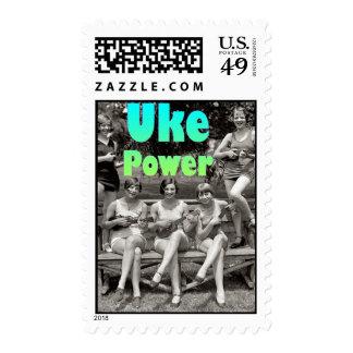 Franqueo del poder de Uke