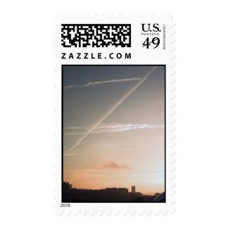 Franqueo del rastro del vapor/sellos