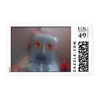 Franqueo del robot