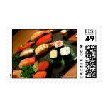 Franqueo del sushi