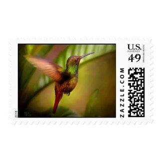 Franqueo del taller de Elfland Timbre Postal